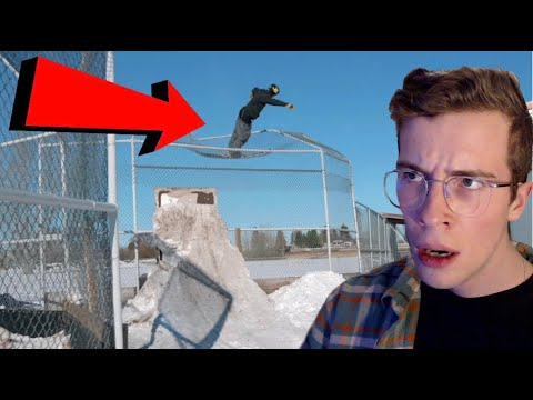 REACTION to X Games Real Ski 2021 (Alex Hall, Tanner Hall, Alex Hackel ) |