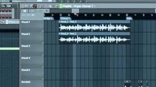 Как писать Trip-Hop - Урок 7 «Создание партии контрабаса»
