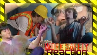 Workplace Safety - JonTron Reaction, Dudes gotta have a camera in my house