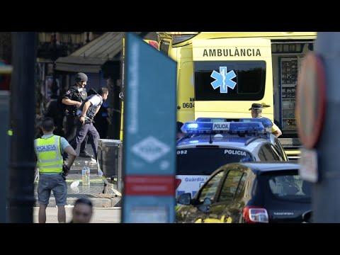 حالة -هلع- في برشلونة بعد حادثة دهس وسط المدينة  - نشر قبل 2 ساعة