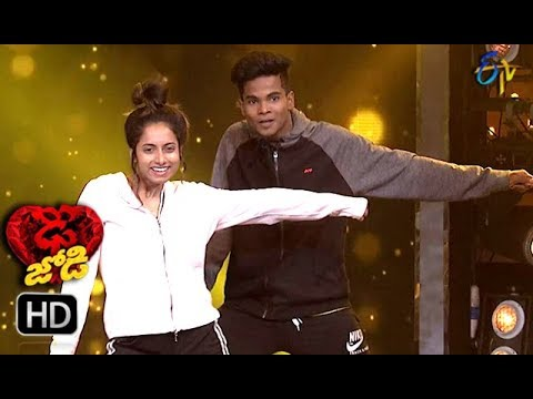 Khanna and Keshavi Performance | Dhee Jodi |  19th September 2018 | ETV Telugu