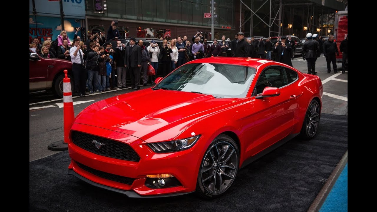 2015 ford mustang the most advanced muscle car ever. Black Bedroom Furniture Sets. Home Design Ideas
