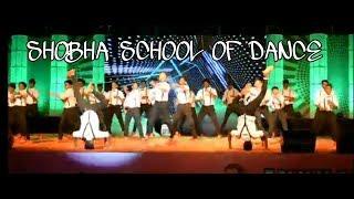 VELAMMAL VIDHYASHRAM   DANCE CHOREOGRAPHY@SHOBHA SCHOOL OF DANCE   BOYS WESTERN  URBAN AND LYRICAL