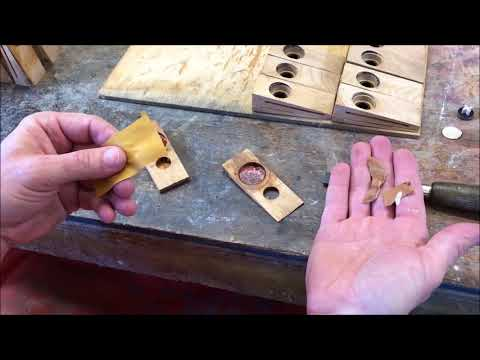 Rebuilding Simplex Player Piano Unit Pneumatics