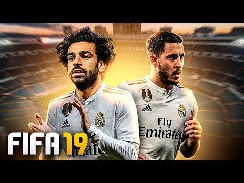 RECONSTRUINDO O REAL MADRID!!! FIFA 19! thumbnail