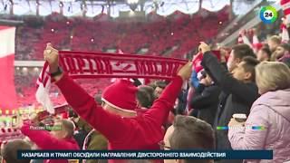 Долгие 16 лет: «Спартак» отпраздновал чемпионство