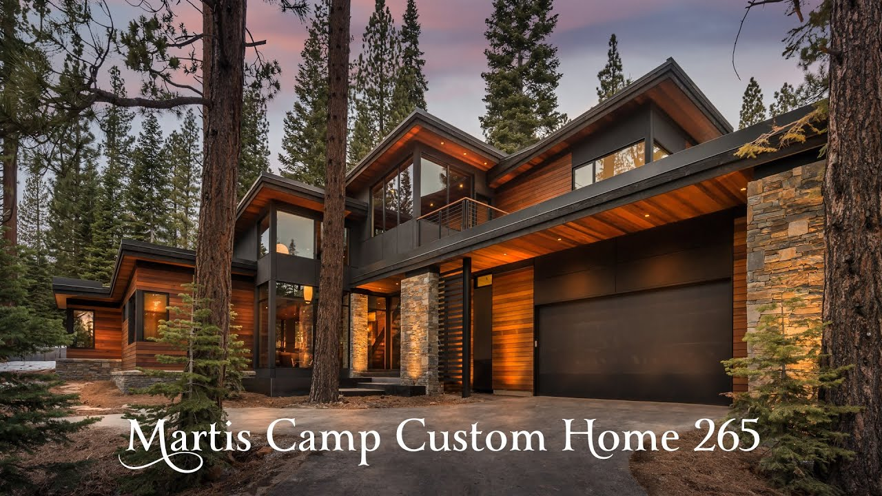 Sold Martis Camp Custom Home 265 Youtube