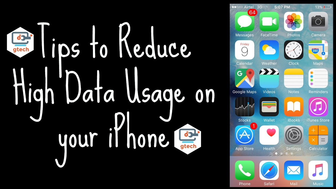 how to minimize data usage on iphone how to reduce high data usage on your iphone in ios 9 20175