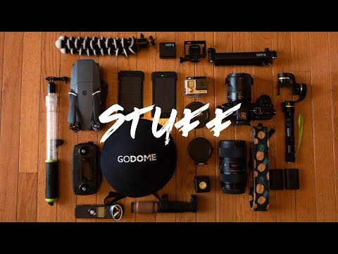 What's in My Camera Bag || Africa 2017