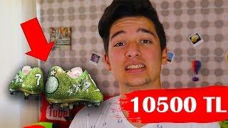 10500 TL'lik KRAMPON !! (Dünyanın En Pahalı Kramponları)