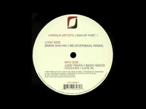 Cooccer - Love 'In [Shayan Music, 2006]