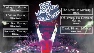 Best Mashups Of Bollywood  Aashiqui 2 Mashup, Ek Villain Mashup  Bollywood Mashups