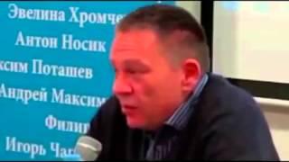 Срочно Степан Демура принял на грудь и сказал что думает правду матушку