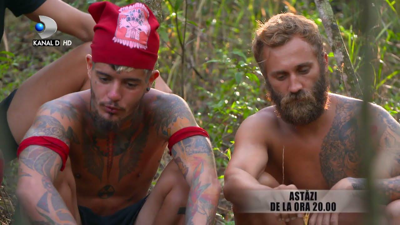 Survivor (09.04.2021) - JOCUL PENTRU IMUNITATE! DACA VREI PACE TREBUIE SA FII GATA DE LUPTA!