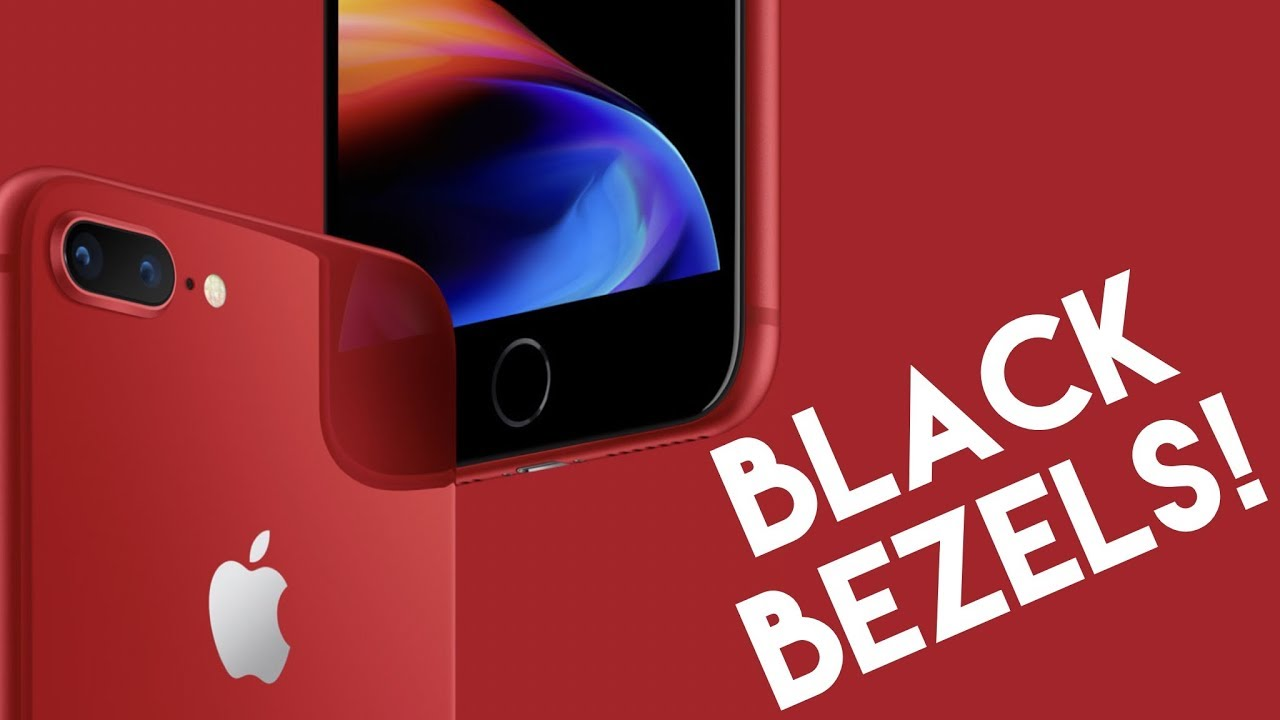 Product Red iPhone 8 and 8 Plus are the biggest change to iPhone we've ever  seen!