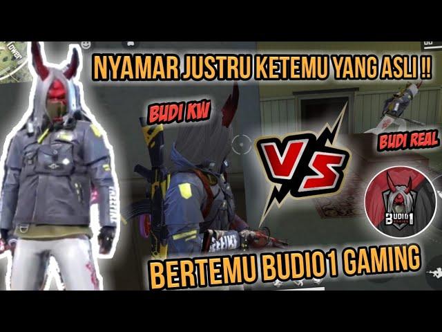 Nyamar Jadi Bang Budi Malah Ketemu Budi01 Gaming Beneran Ogiv Free Fire Youtube