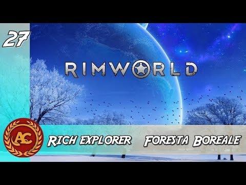 Rimworld 0.17 | Foresta Boreale, Difficile 27