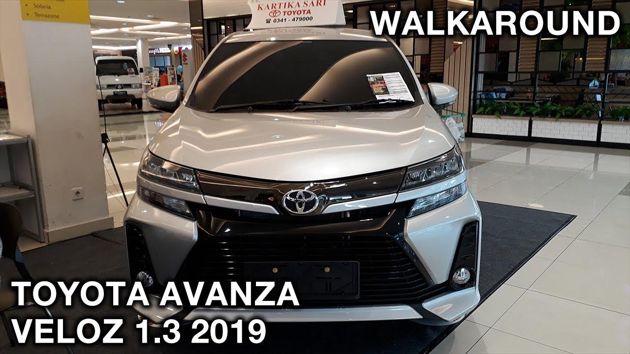 Kelebihan New Avanza Veloz 2019 Perbandingan Harga