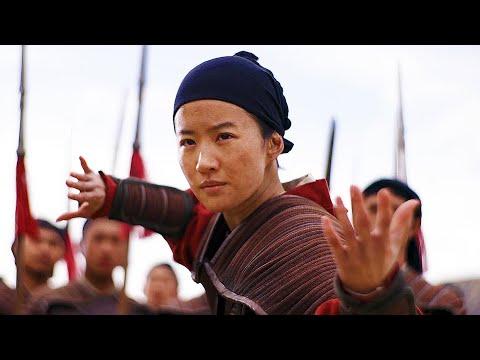 "Download Mulan EXTENDED FIGHT SCENE ""Mulan vs Honghui"""
