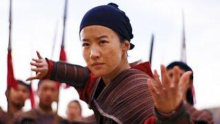 NEW Mulan EXTENDED FIGHT SCENE
