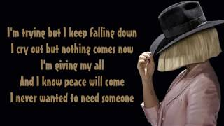 Sia - Helium (Fifty Shades Darker)   Lyrics Songs