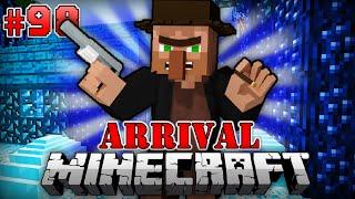 Geheimer SPIONAGE STÜTZPUNKT?! - Minecraft Arrival #098 [Deutsch/HD]
