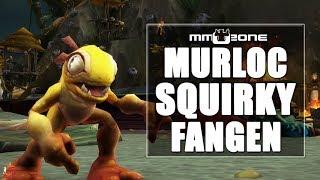 WoW Legion Murloc Haustier Squirky - Neues Pet in Azsuna fangen