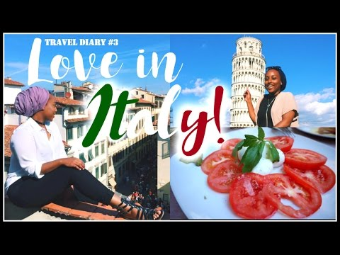 DRUNK ON GELATO IN ITALIA 🇮🇹❤️ | Travel Diary #3