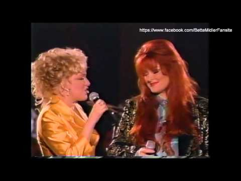 Bette Midler and Wynonna Judd - The Rose