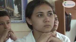 Камолот   Уроки ЗОЖ  г.  Ташкент