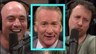 Joe Rogan - Kyle Dunnigan's GREAT Bill Maher Impression
