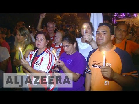 Paraguay: Politicians delay divisive vote amid growing protests