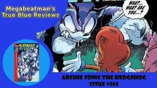 Archie Sonic The Hedgehog #265 - A Comic Review by Megabeatman