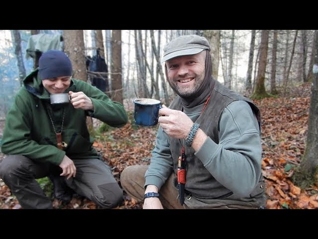 Bushcraft - Mountain - Cave Time