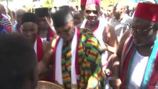 Chendachenda Festival 2018 Summary of Dances