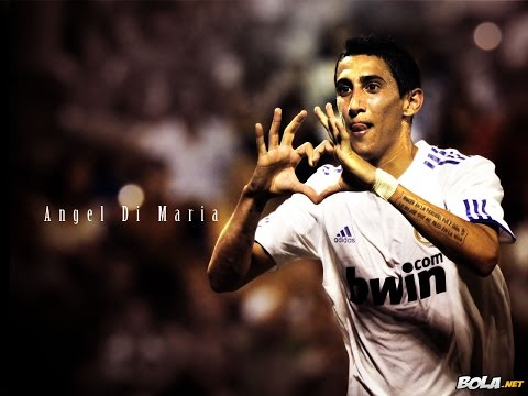 Angel Di Maria Skills & Goals 2011-2014 Welcome To Manchester United