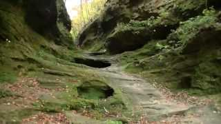 Little Grand Canyon - Shawnee National Forest - Southern Illinois