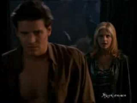 Buffy and Angel- You Look So Fine