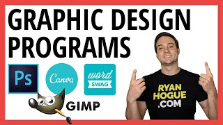 Graphic Design Programs For T-Shirts (Print On Demand Tips 2019)