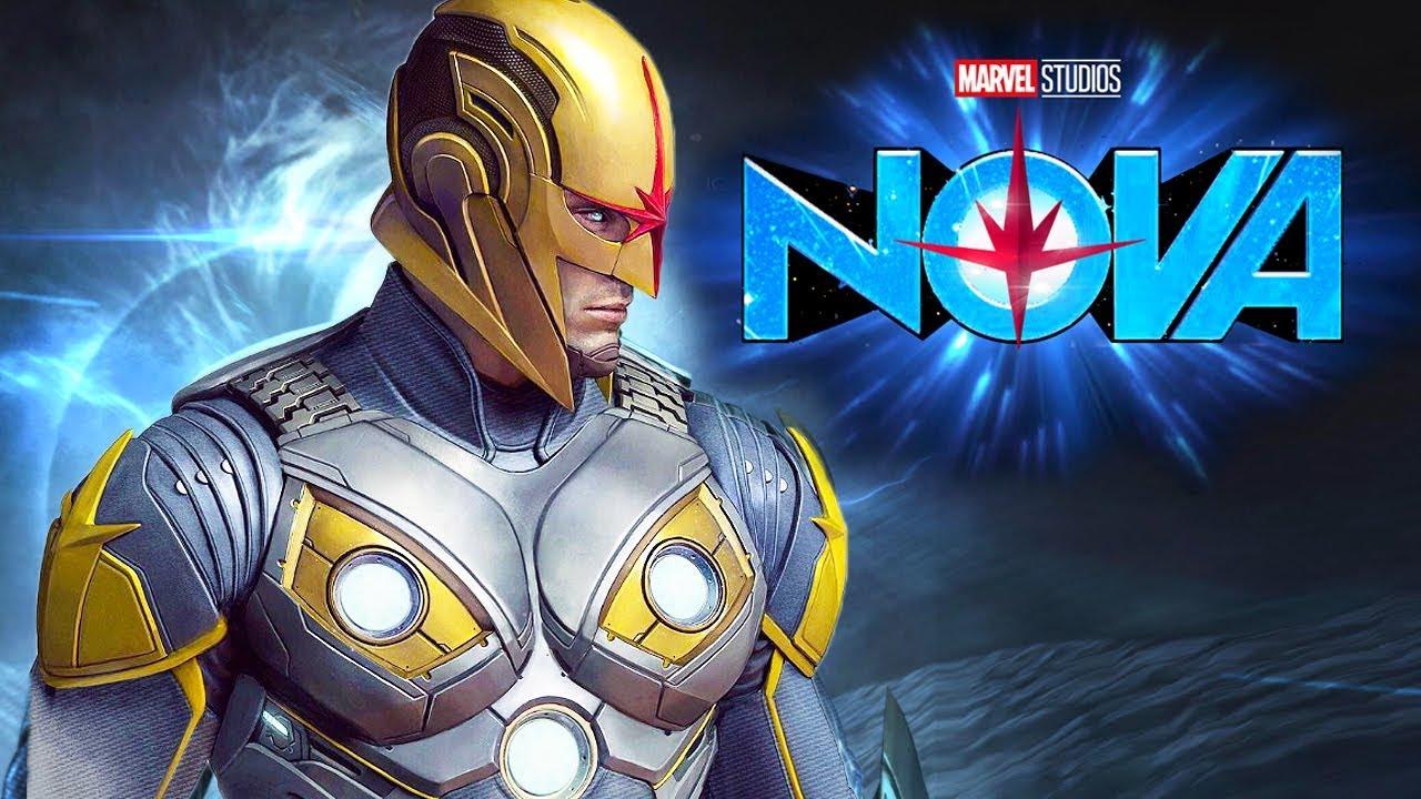 Why Marvel Revealed a Nova Scene in Avengers Endgame - YouTube