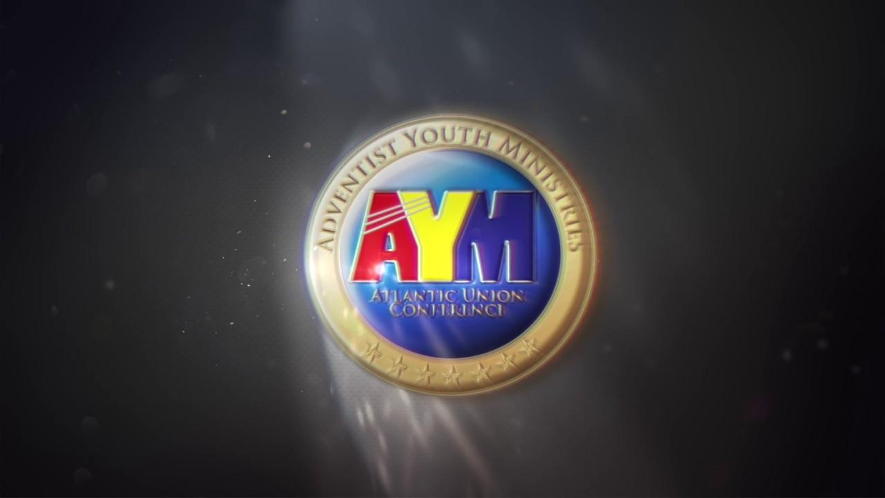 AUC Adventist Youth Ministries Logo Animation