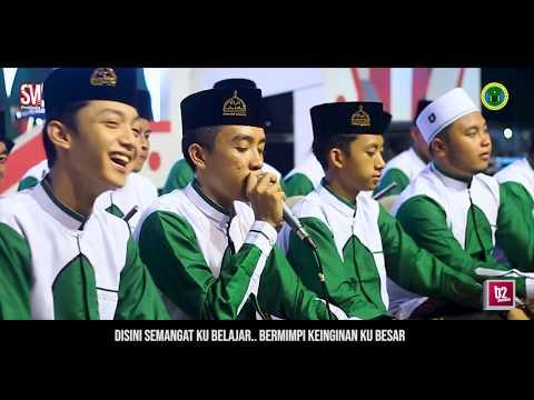 Bikin Azmi Ketawa - Full Lirik Antara STRES Dan Sukses Ahkam Syubbanul Muslimin
