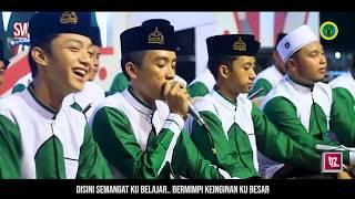 Bikin Azmi ketawa Full Lirik Antara STRES Dan Sukses Ahkam Syubbanul Muslimin