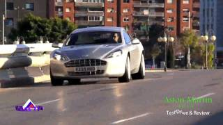 Aston Martin Rapide Review & Test Drive