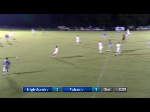 Montevallo Men's Soccer vs. North Georgia