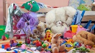 Организация и хранение игрушек