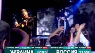 Музыкальная супербитва. Россия против Украины (07.03.2012)
