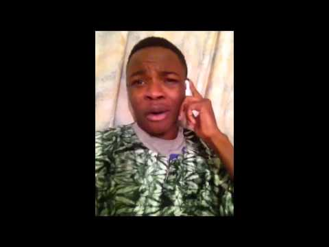 Image result for talking to an african relative on phone