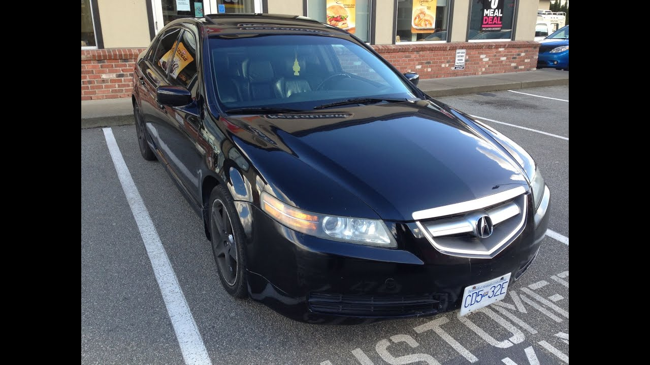 small resolution of 2005 acura tl review