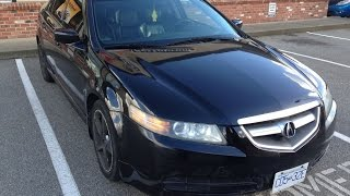2005 Acura TL Review